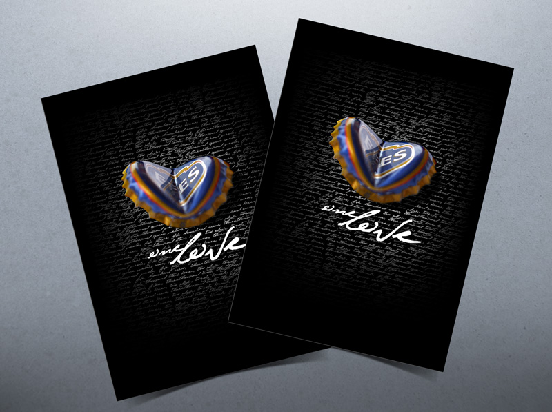 One Love by our poster designers