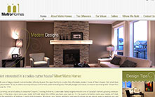Website Design for Calgary Real Estate Company