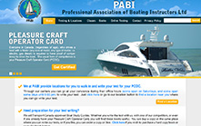 Boating Registry Website Development