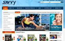 Fitness Education E-commerce Website Development