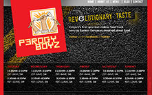 Perogy Boyz WordPress Website Development