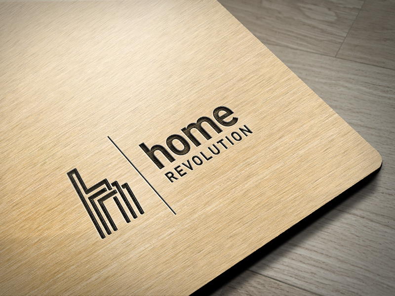 Logo Design for Home Renovations Company - Digital Lion