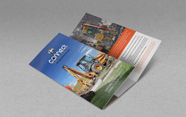 Brochure Design for Calgary Company