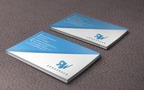 Custom Stationery Design for Calgary Company