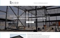 Website Design and Development for a Structural Engineering Company