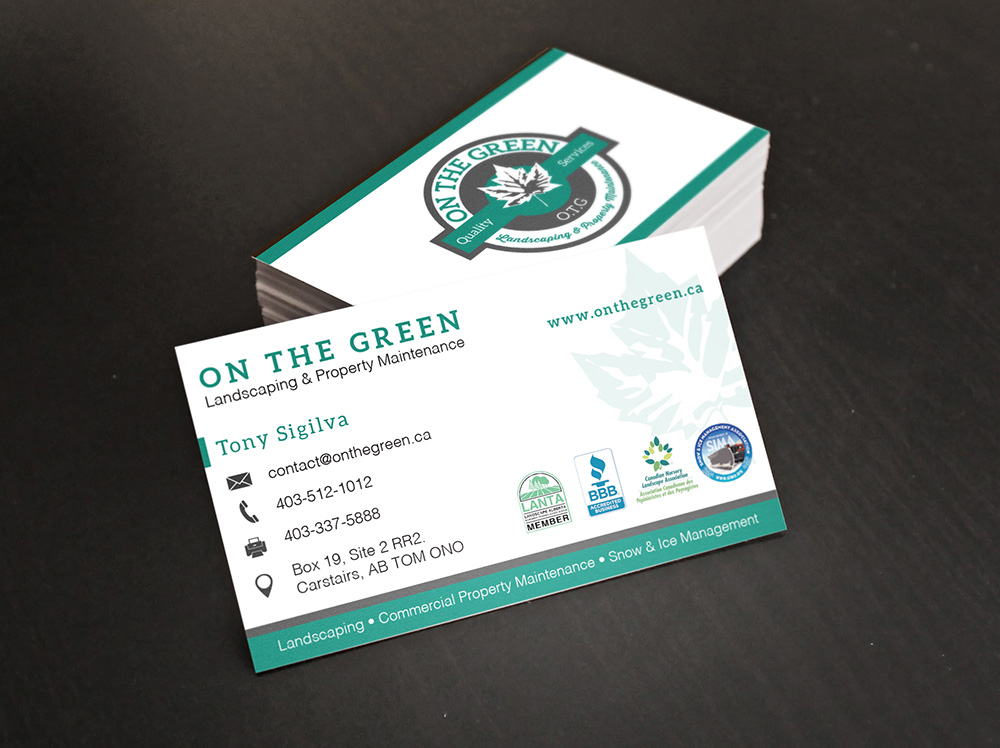 Chosen Business Card Design
