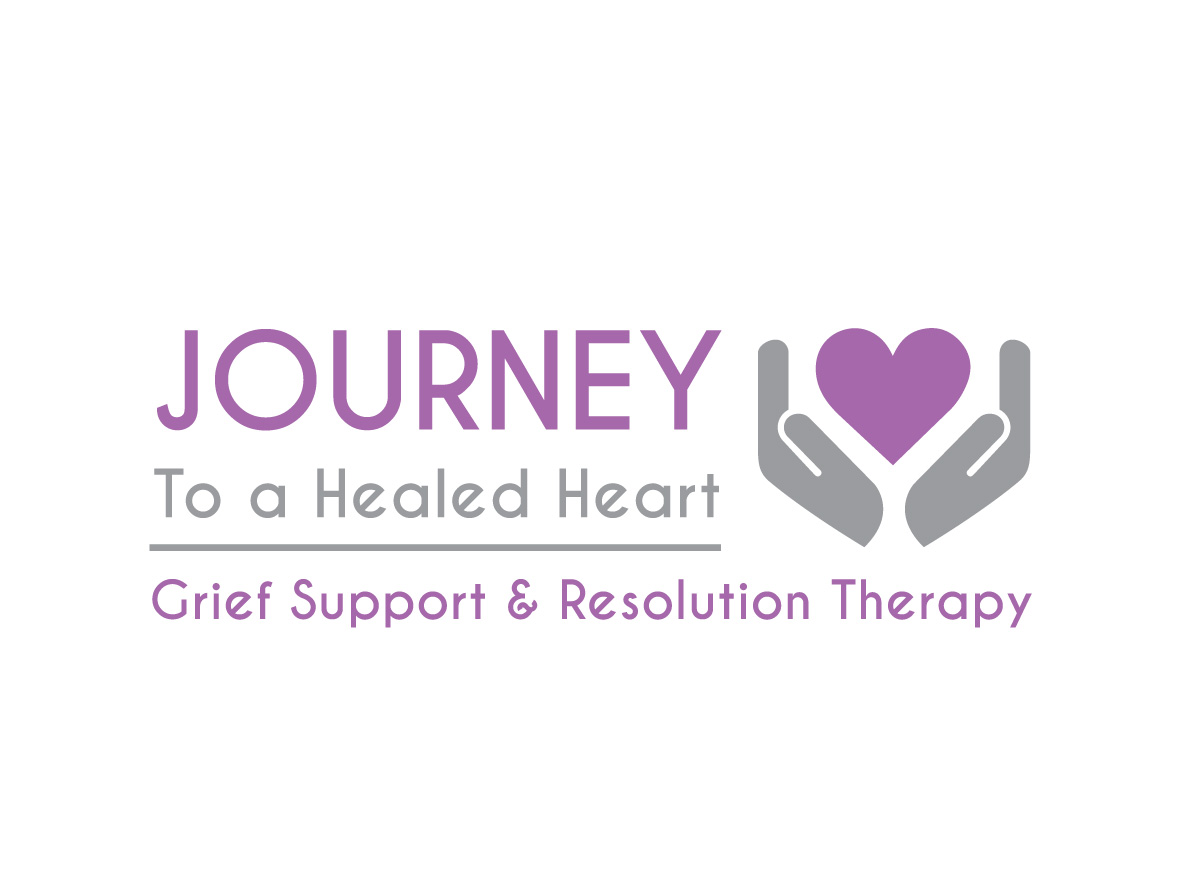 Grief Counselor Logo Design Alternate Concept
