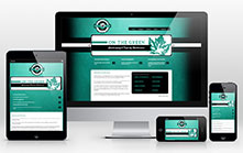 Responsive Web Design for Landscaping Company