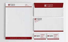 Law Firm Professional Stationery Design