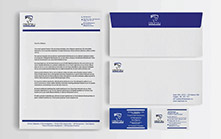 Security and Investigations Stationery Design