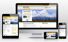 Responsive Web Design and Development for Realtor