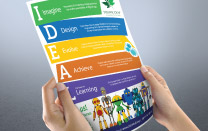 Children's Educational Program Poster Design