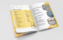 Industrial Product Catalog Design
